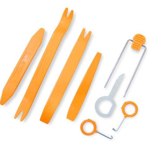 Набір інструментів V011 для зняття панелі дверцят 8 шт.