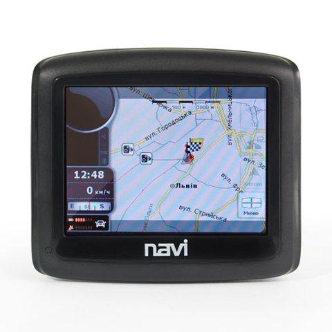 GPS навігатор Navi N35