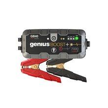 Пускозарядное устройство для автомобильного аккумулятора GB40 - Краткое описание