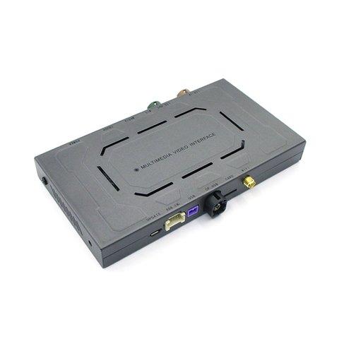 Беспроводной CarPlay и Android Auto адаптер для BMW с NBT