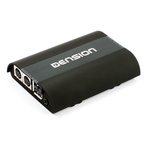 Автомобильный iPod USB Bluetooth адаптер Dension Gateway Five для Peugeot Citroën GWF1PC1