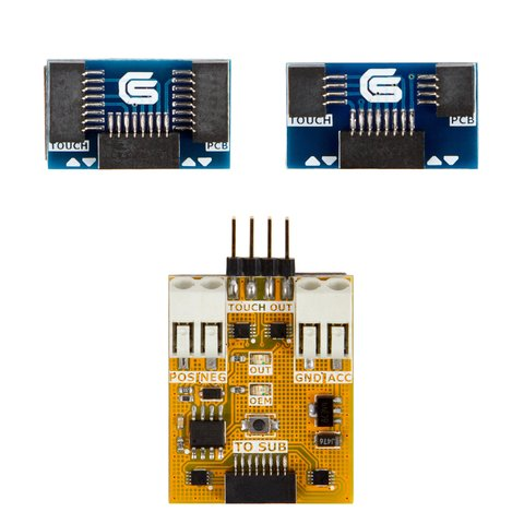 Universal OEM Resistive Touch Screen Switch Board RTC