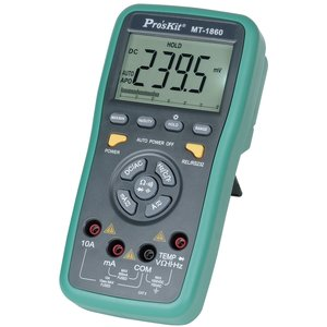 Digital Multimeter Pro'sKit MT-1860