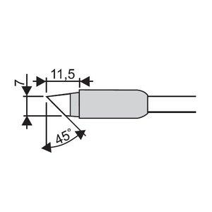 Soldering Iron Tip Goot RX-85HRT-7BC