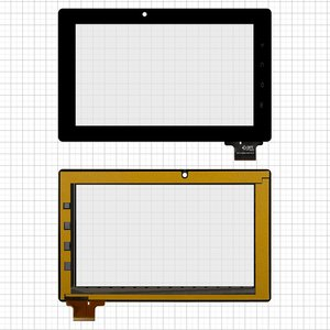 Touchscreen China-Tablet PC 7