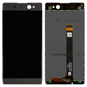 Tempered Glass Screen Film Guard Complete Covering For Sony Xperia Source · LCD for Sony F3212 Xperia XA Ultra Dual F3215 Xperia XA Ultra Dual F3216