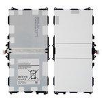 Batería T8220E puede usarse con Samsung T520 Galaxy Tab Pro 10.1, Li-ion, 3.8 V, 8220 mAh