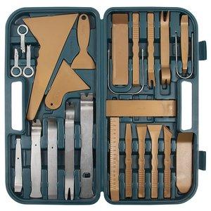 Juego de herramientas para tapicería (36 uds.)
