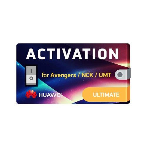 Activación completa del módulo Huawei para NCK