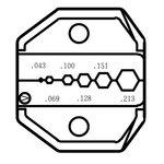 Матриця для кримпера Pro'sKit CP-336DV