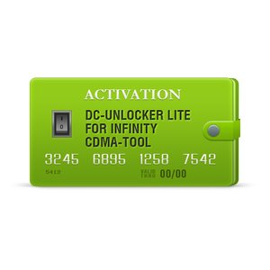 DC-Unlocker Lite активация для Infinity CDMA-Tool