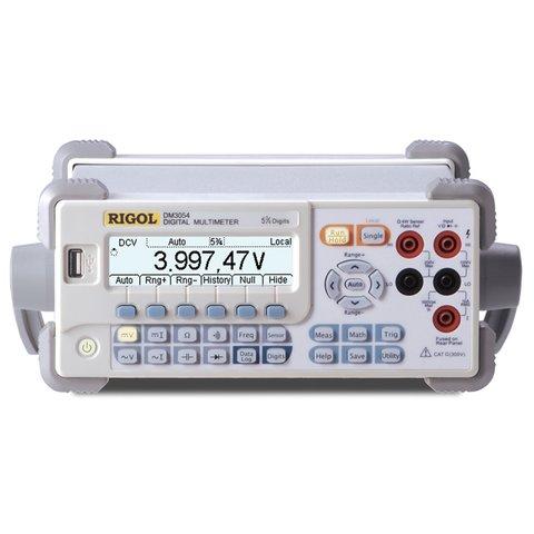 Прецизійний мультиметр Rigol DM3051