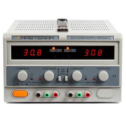 Регульований блок живлення Masteram MR3005 2