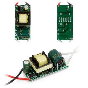 Драйвер светодиодной лампы 8-12 Вт (85-265 В, 50/60 Гц)