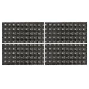 Комплект для збирання LED-дисплея для реклами (RGB, 640 × 320 мм, контролер, блок живлення)