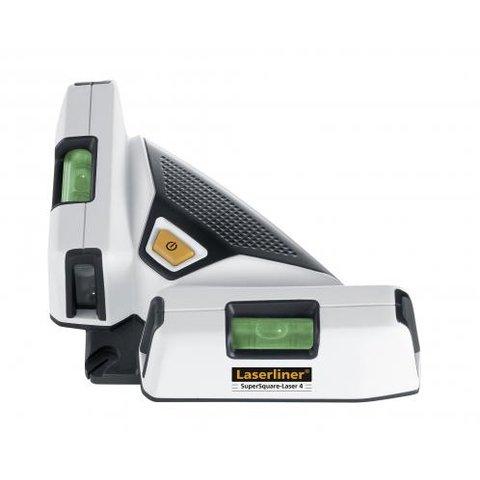 Лінійний лазерний рівень Laserliner SuperSquare Laser 4