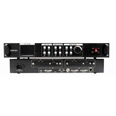 Відеопроцесор для LED екрана Huidu HDP501 3840×600