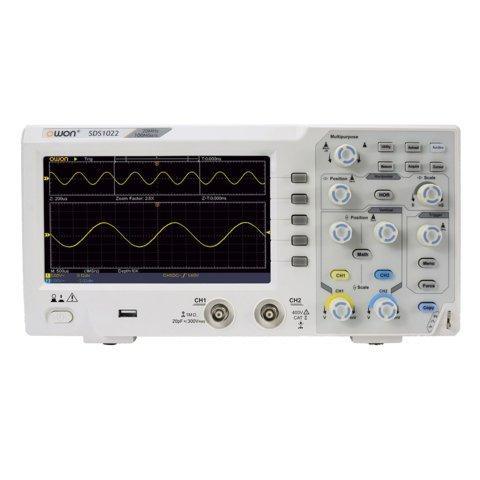 Цифровий осцилограф OWON SDS1022