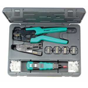 Professional Twisted Pair Installer Kit Pro'sKit 1PK-935