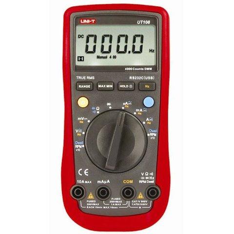Digital Automotive Multimeter UNI T UT108