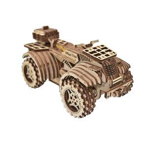 Механический 3D-пазл Wood Trick Квадроцикл