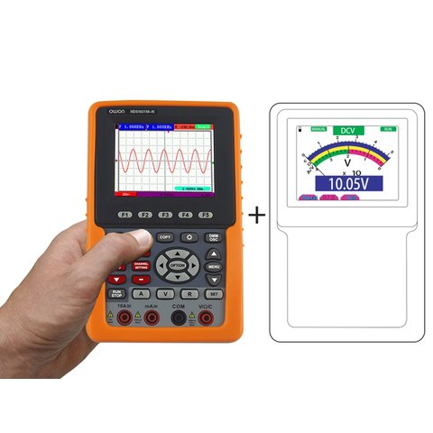Handheld Digital Oscilloscope OWON HDS1021M-N - Preview 1