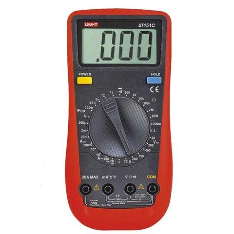 Digital Multimeter UNI T UT151C